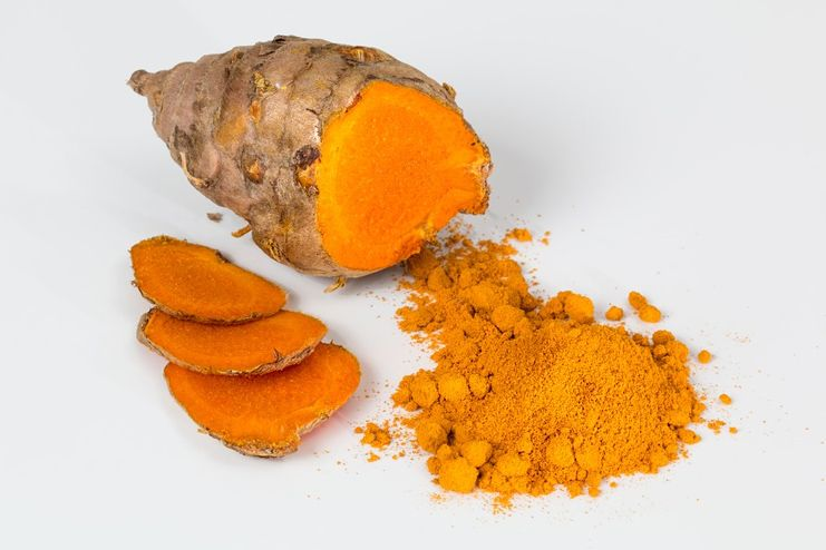 Turmeric for blood cleansing