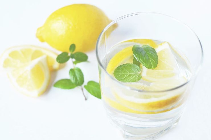 Lemon water for UTI