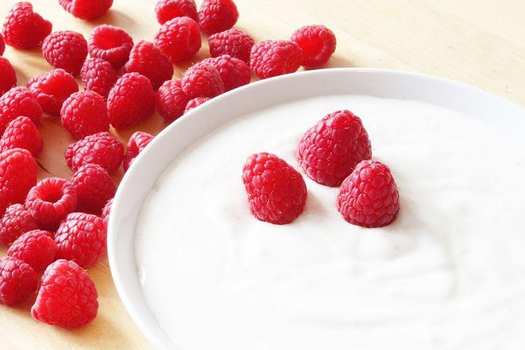 Yoghurt for UTI