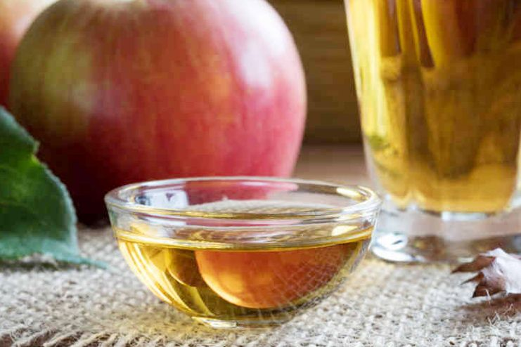 Apple cider vinegar for cold and flu