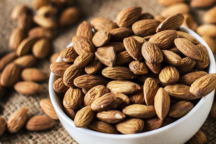 Almonds for cold and flu