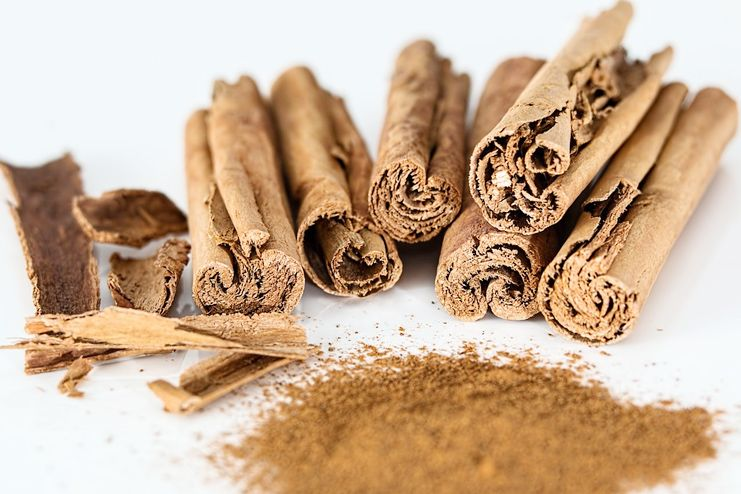 Cinnamon for cold and flu