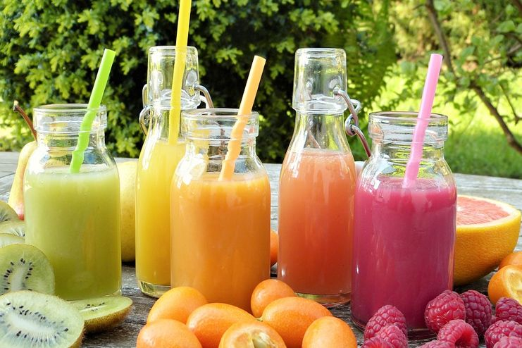 Juices for cold and flu