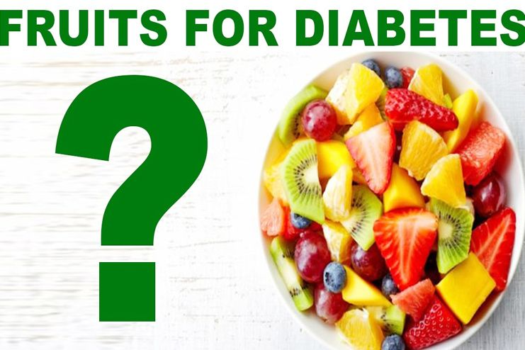 fruits good for diabetes