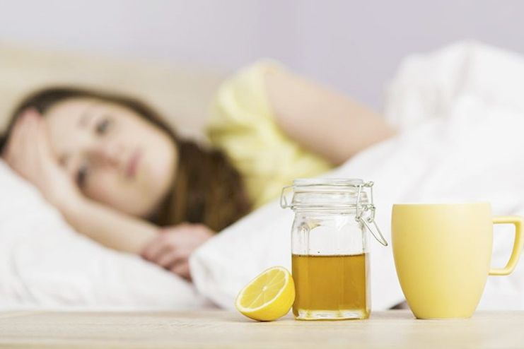 get rid of cold and flu