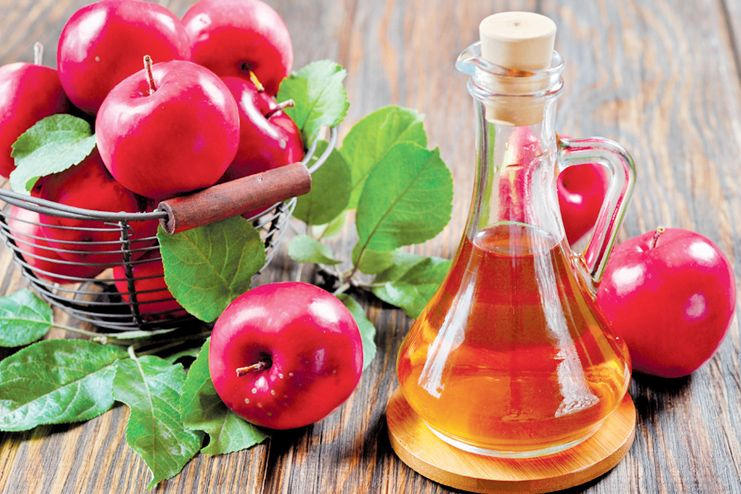 Apple Cider Vinegar for Anemia