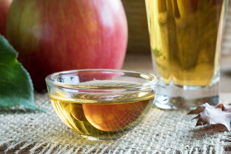 Apple Cider Vinegar for Mouth Sores