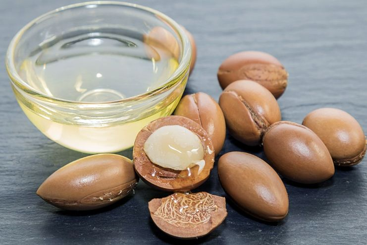 Argan Oil for Chapped Lips