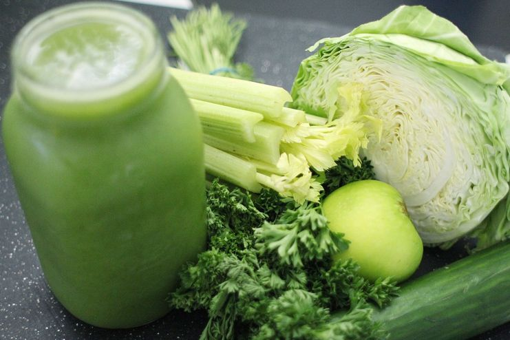 Cabbage juice for Mouth Sores