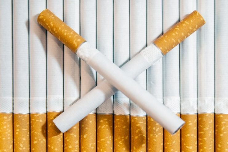 Chewing gum benefits for Quitting Smoking