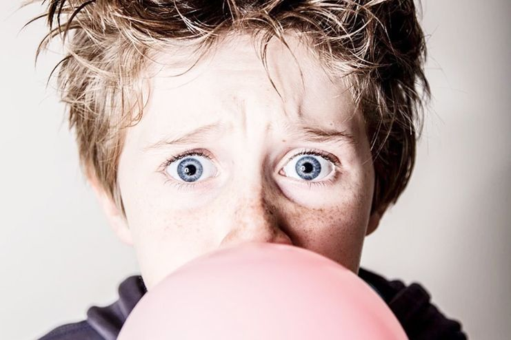 Chewing gum benefits for improving alertness