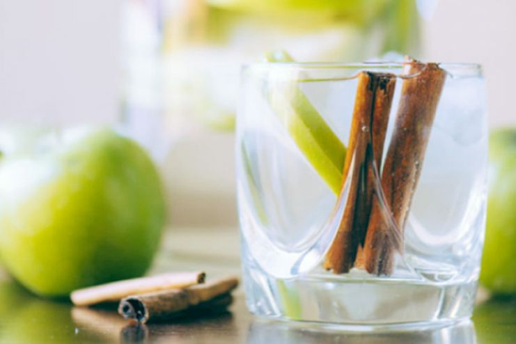 Flat Tummy Water Recipe With Cinnamon