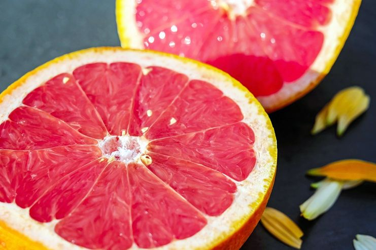 Grapefruit for Malaria Treatment