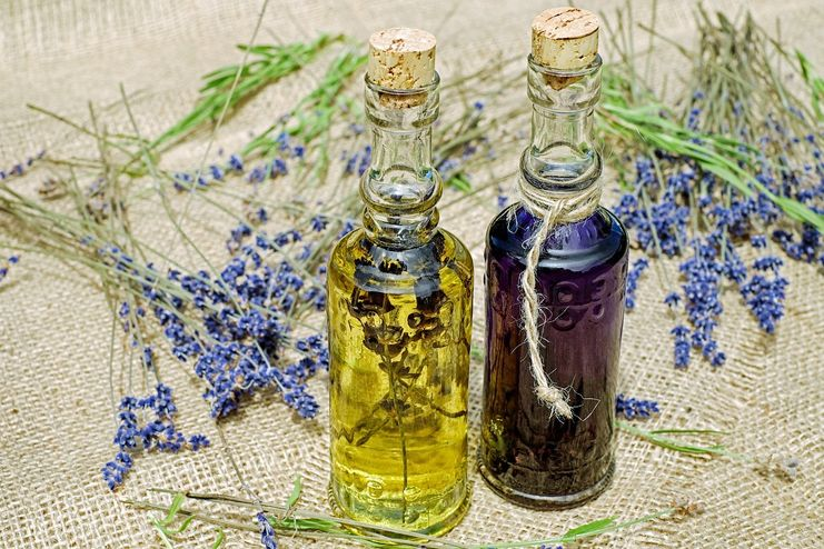 Lavender Essential Oil for Psoriasis