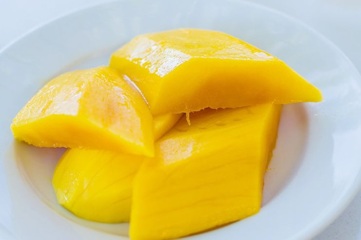Mangoes for Anemia