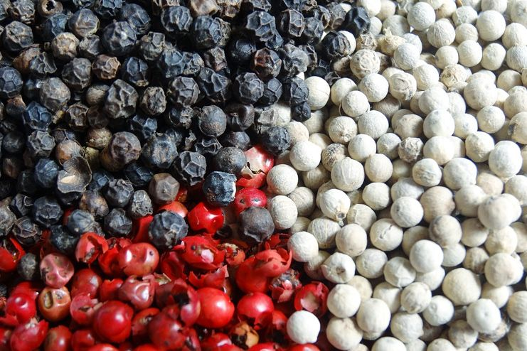 Nutritional Value of Black Pepper