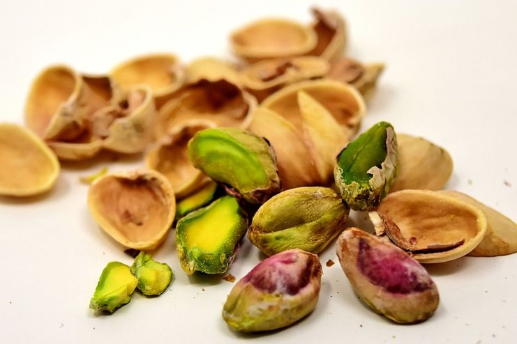 Side effects of Pistachio