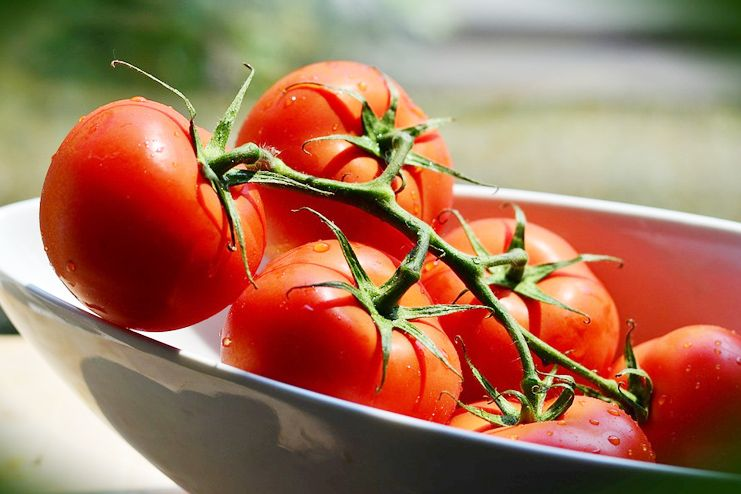 Tomatoes for Anemia