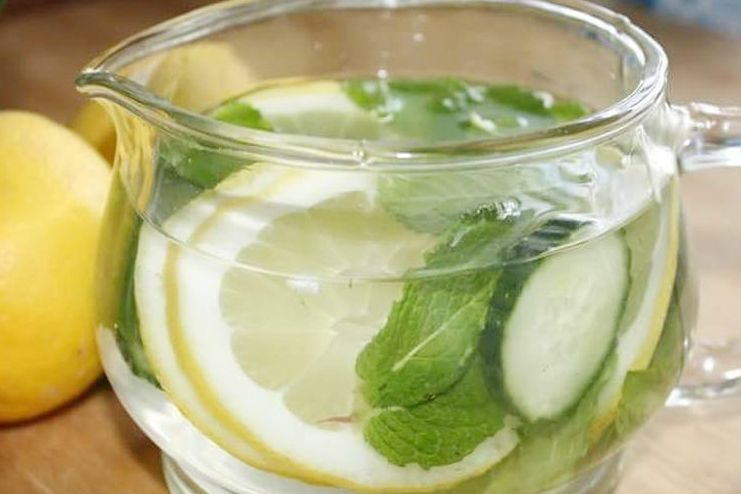 Traditional Flat Tummy Water Recipe
