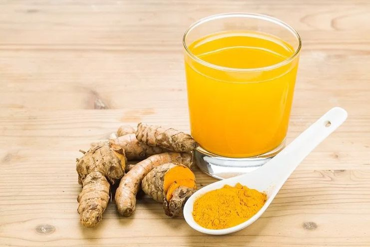 Turmeric Water for Weight Loss