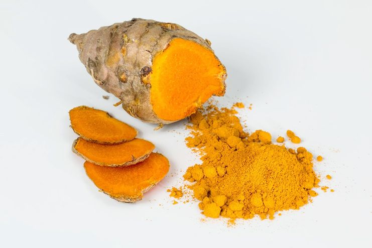 Turmeric for Malaria Treatment