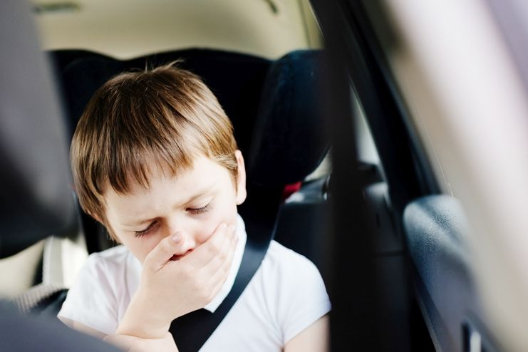 What causes motion sickness
