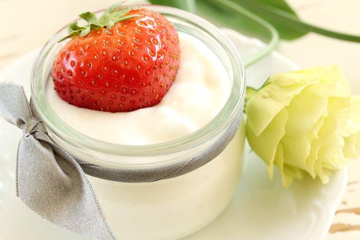 Yoghurt to treat Chlamydia