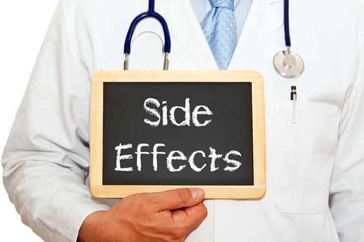 side effects of chewing gum