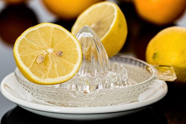 Lemon Juice for Age Spots on Face