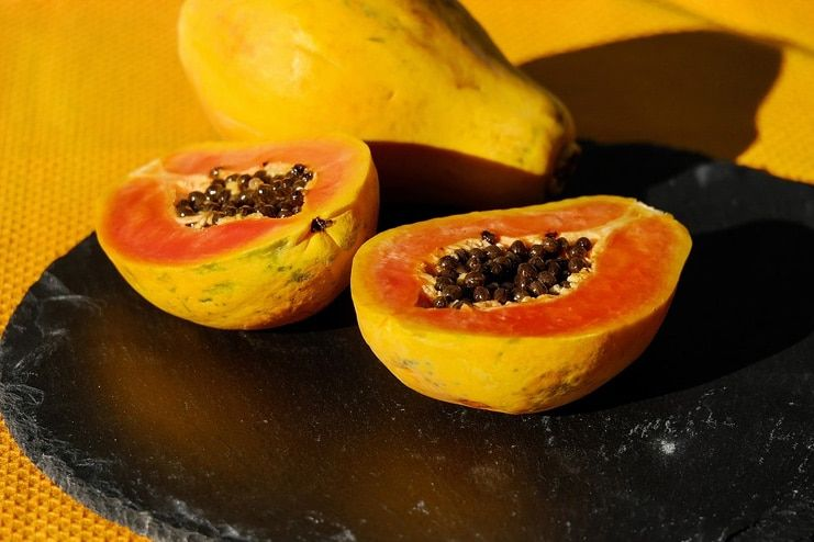 Papaya for Age Spots on Face