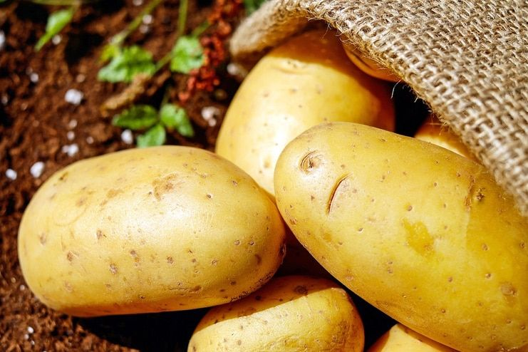Potatoes for Age Spots on Face