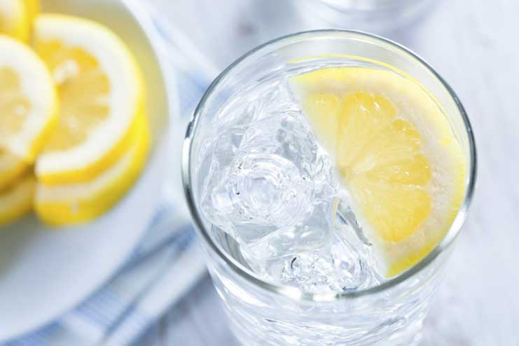 Benefits of Drinking Lemon Water At Night