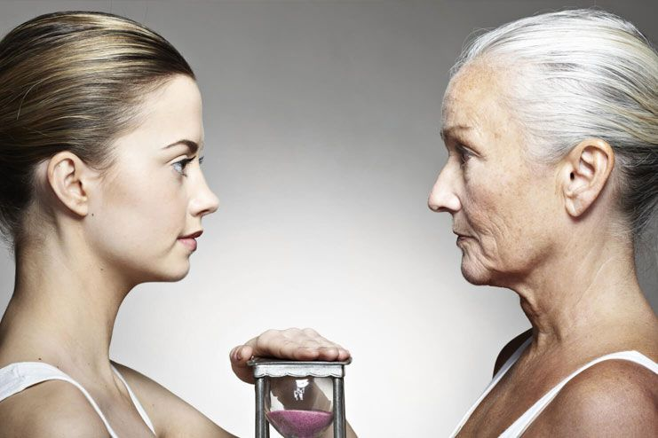 Hot Water for Delaying Aging