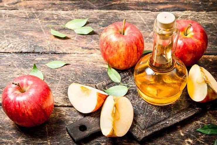Apple Cider Vinegar for Freckles Removal