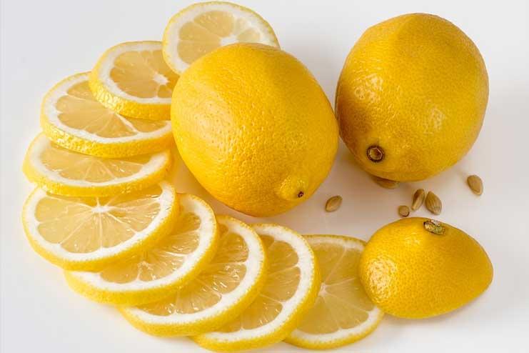 Lemon Juice for Freckles Removal