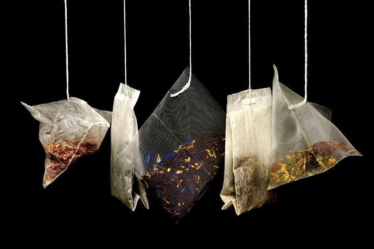 Herbal teas to get rid of flatulence