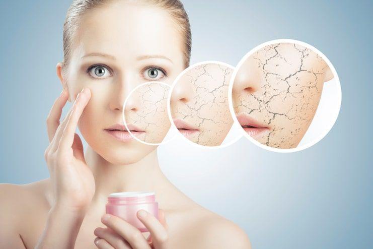 Vitamin C Serum for Dry Skin