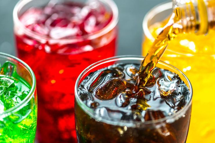 Steer Clear Off Sugary Beverages