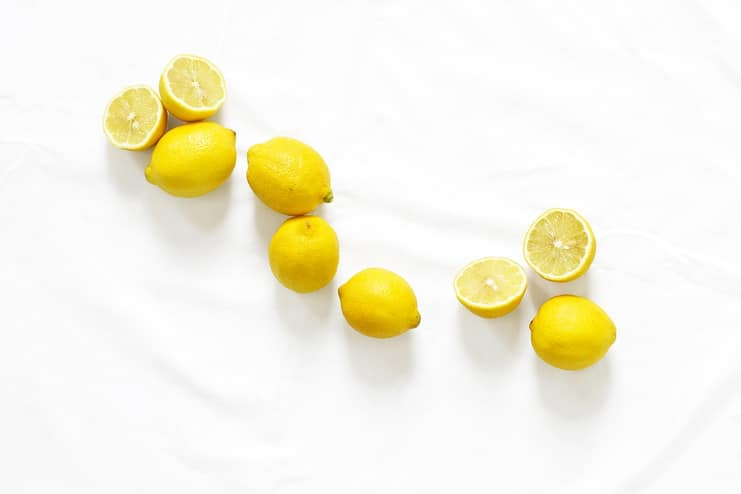 Lemon Juice for Varicose Veins