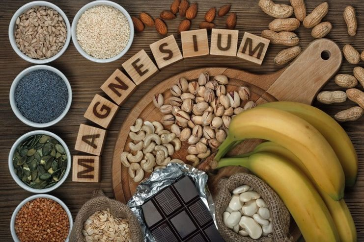 Magnesium supplement helps