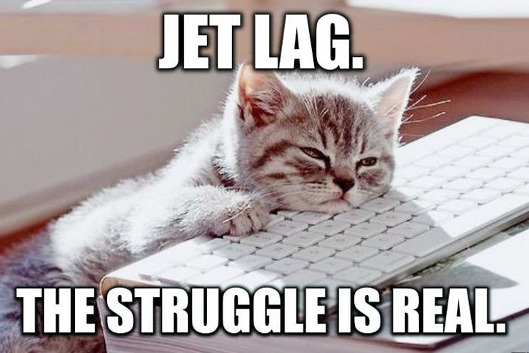 What Causes Jet lag