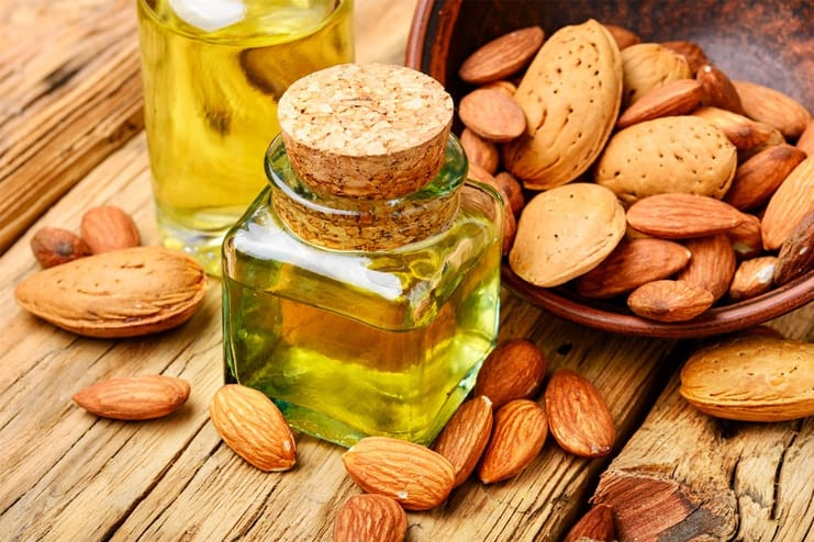 Almond Oil to Remove Earwax
