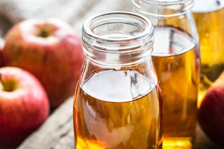 Apple Cider Vinegar for Keratosis Pilaris