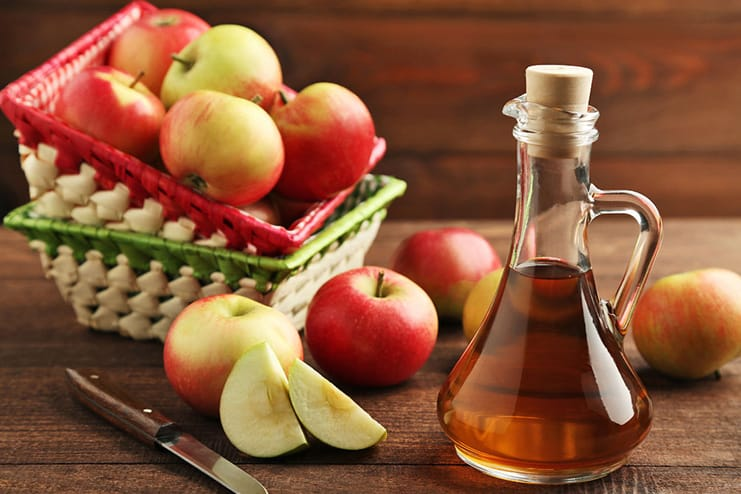 Apple Cider Vinegar to Clean Earwax