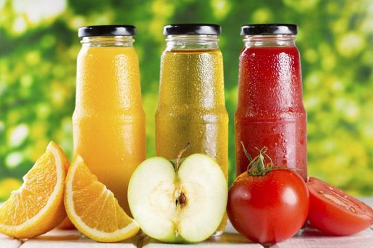 Avoid packaged fruit juices