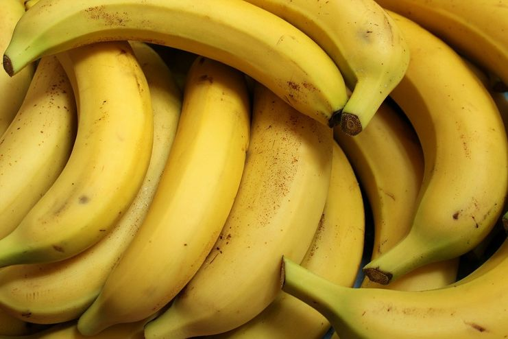 Bananas for Dehydration