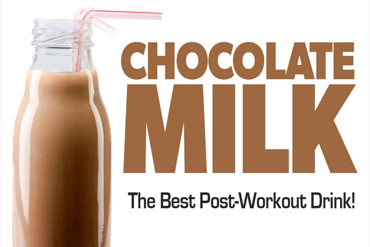 Chocolate Milk after Workout