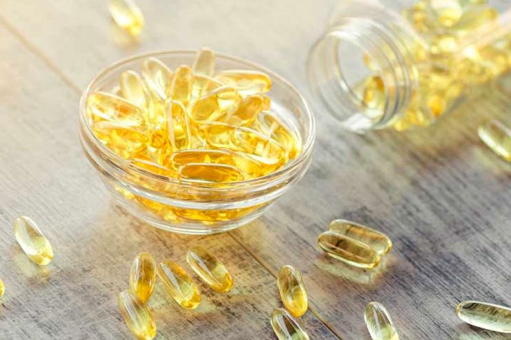 Cod Liver Oil for Keratosis Pilaris