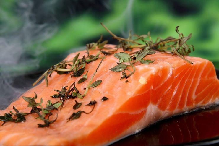 Consume Fatty Fish