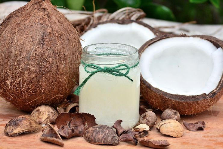 Cook with Coconut Oil